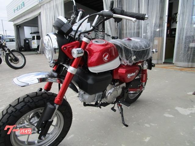 ホンダ モンキー125 ABSの画像(山形県