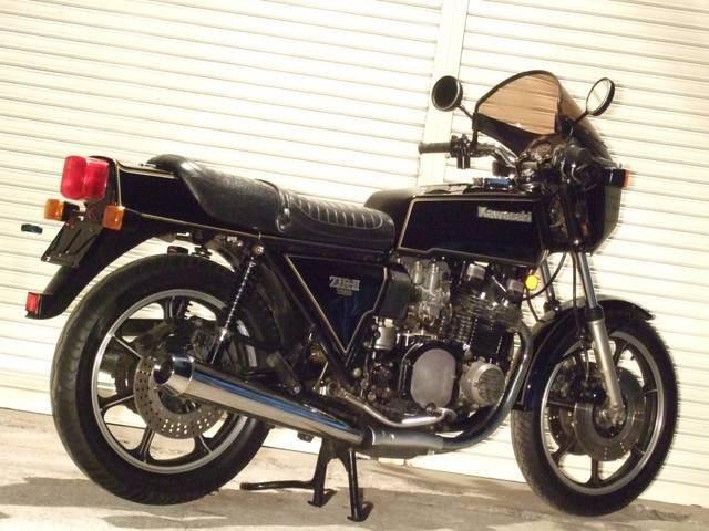 カワサキ Z1-RII D3の画像(埼玉県