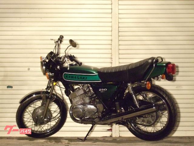 カワサキ 250SSの画像(埼玉県