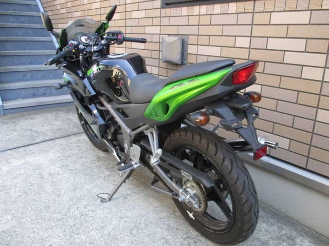カワサキ Ninja RR150の画像(東京都