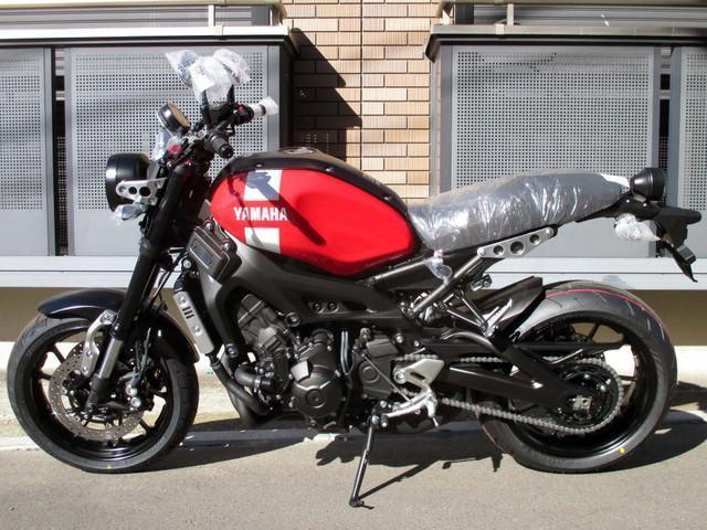 ヤマハ XSR900 国内モデルの画像(東京都