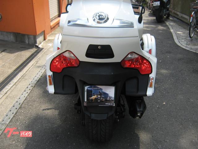 BRP can-am SPYDER RT-S ナビ ETCの画像(東京都