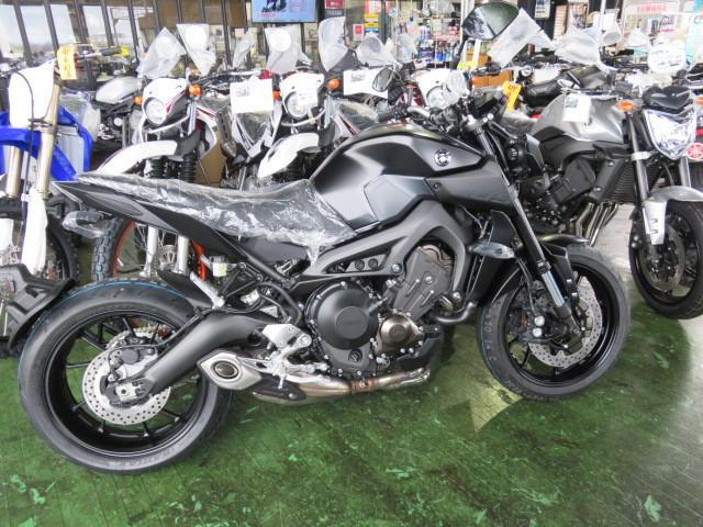ヤマハ MT-09 ABSの画像(新潟県