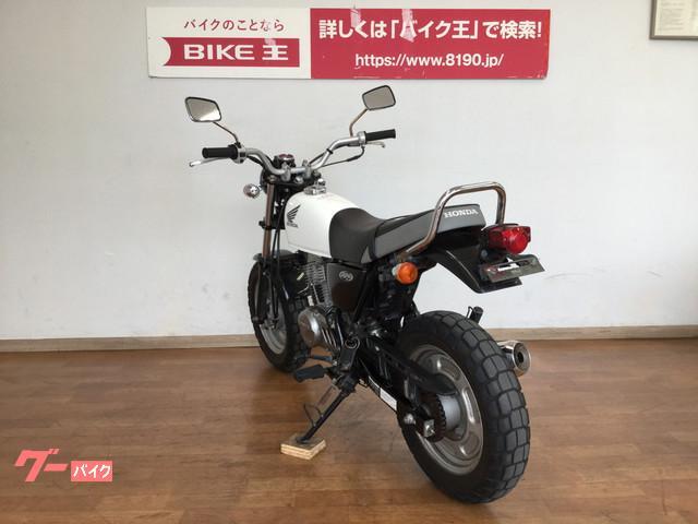 ホンダ Ape100  キャブモデルの画像(千葉県