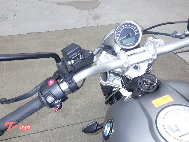BMW RnineT スクランブラーの画像(青森県