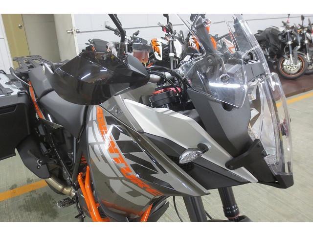KTM 1190アドベンチャーの画像(北海道