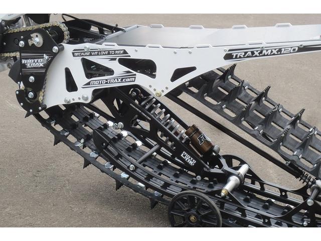スノーモービル FC250 MOTO TORAX MX120の画像(北海道