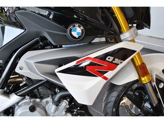 BMW G310Rの画像(北海道