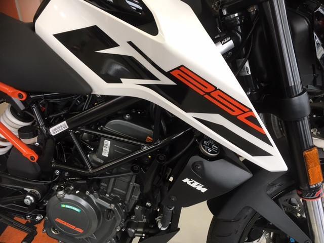 KTM 250デュークの画像(北海道