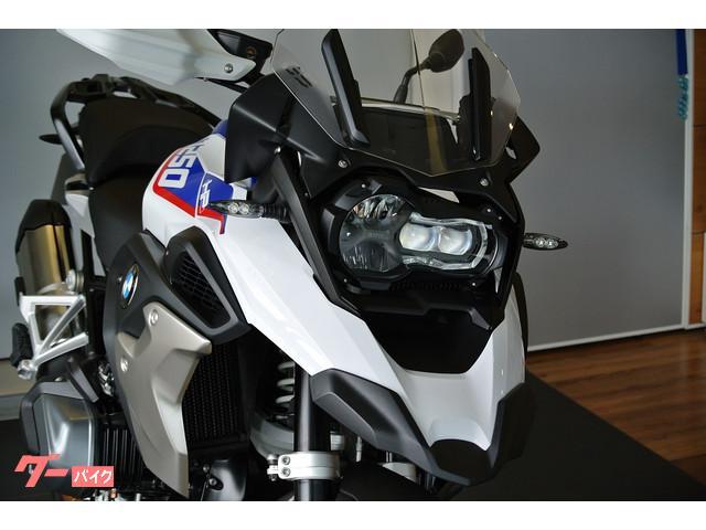 BMW R1250GS プレミアムライン モータースポーツカラーの画像(北海道