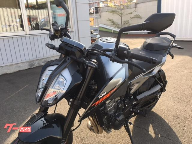 KTM 790デューク 2018modelの画像(北海道