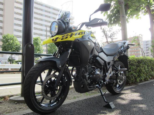 スズキ V-ストローム250の画像(兵庫県
