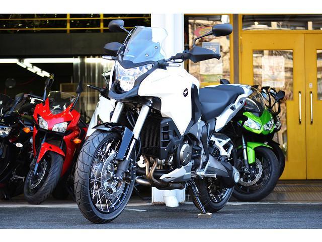 ホンダ VFR1200X DCT EUR仕様 2012モデルの画像(東京都