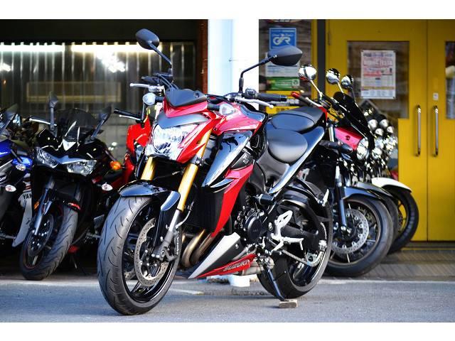 スズキ GSX-S1000 ABSの画像(東京都