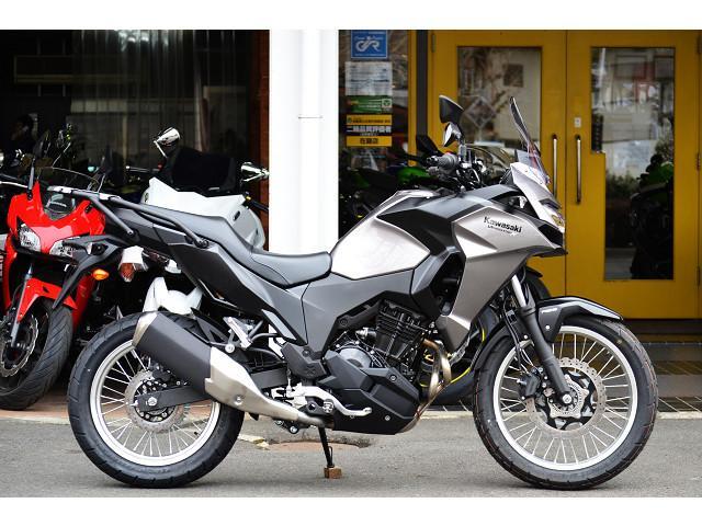 カワサキ VERSYS-X 250 ABSの画像(東京都