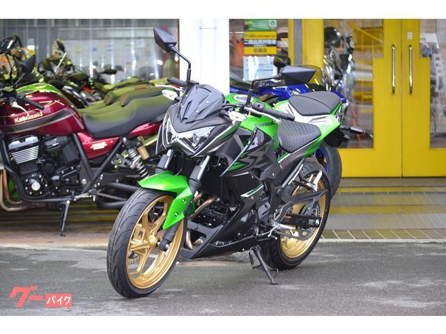 カワサキ Z250 Special Edition 2017モデルの画像(東京都