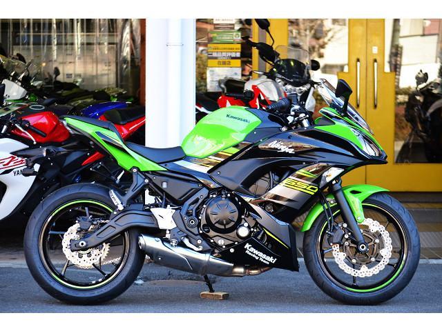 カワサキ Ninja 650 ABS KRT Editionの画像(東京都