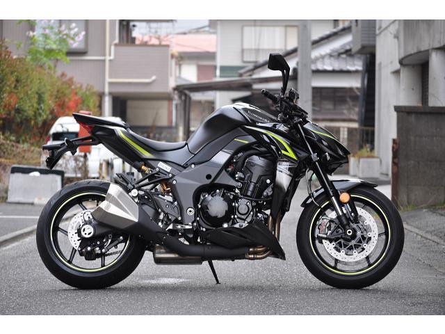 カワサキ Z1000 Redition ブライト正規車両 2018モデルの画像(東京都
