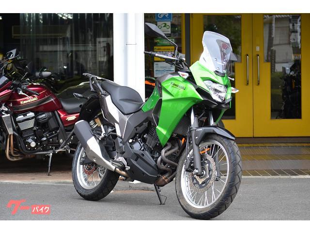 カワサキ VERSYSーX 250 2017モデルの画像(東京都