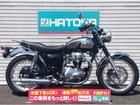 カワサキ W650 クロームバージョン リアキャリア ETCの画像(埼玉県
