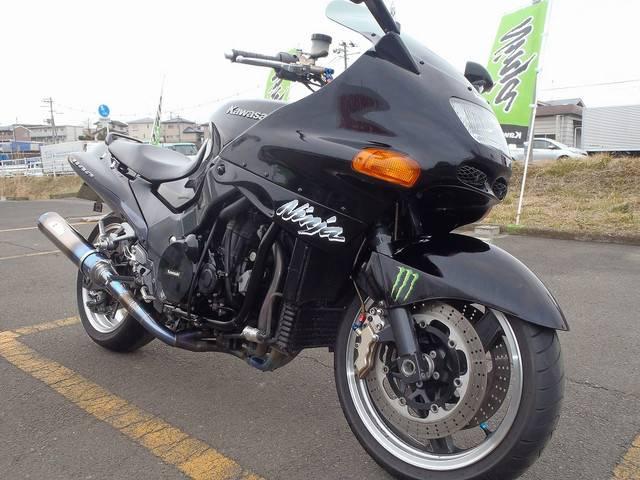 カワサキ ZZ-R1100の画像(宮城県