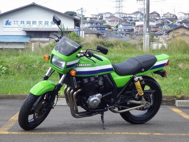 カワサキ ZRX400の画像(宮城県