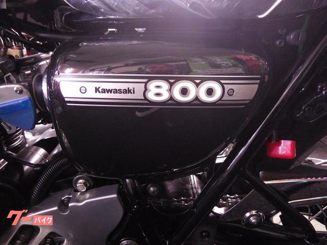 カワサキ W800の画像(宮城県