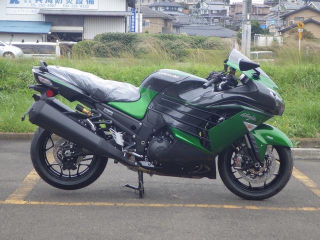 カワサキ Ninja ZX-14Rの画像(宮城県