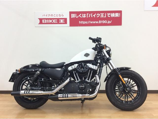 HARLEY-DAVIDSON XL1200Xフォーティエイト ワンオーナーの画像(兵庫県