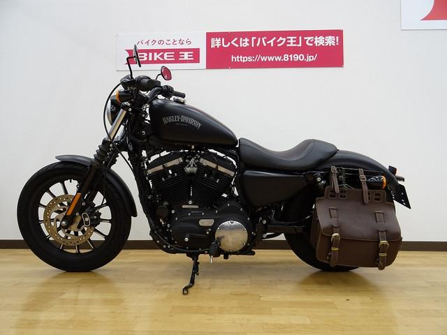 HARLEY-DAVIDSON XL883N アイアン VANCE&HINESマフラーの画像(兵庫県