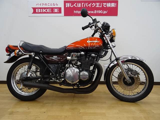 カワサキ KZ900 Z1風カスタム多数 CRキャブの画像(兵庫県
