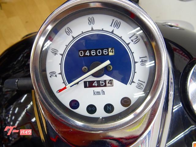 ヤマハ ドラッグスター250 グリップヒーター エンジンガード装備の画像(兵庫県