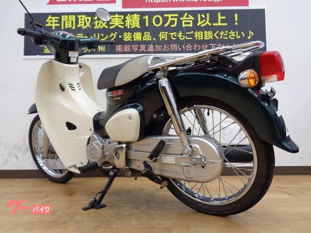 ホンダ スーパーカブ110 2018年モデル 純正LEDヘッドライト マルチバー装備の画像(兵庫県