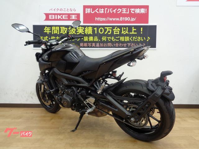 ヤマハ MT-09 エンジンスライダー ラジエターコアガード タンデムバーの画像(兵庫県