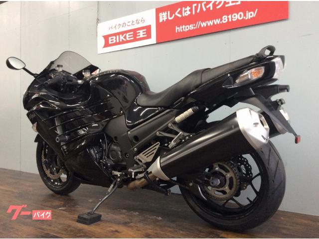 カワサキ Ninja ZX-14R 東南アジア仕様 正規輸入 エンジンスライダー装備の画像(兵庫県