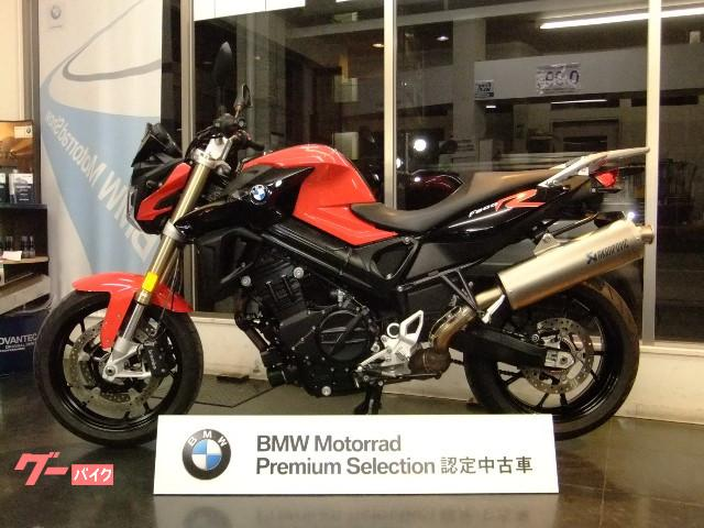 BMW F800R アクラポビッチマフラー付 BMW認定中古車の画像(東京都