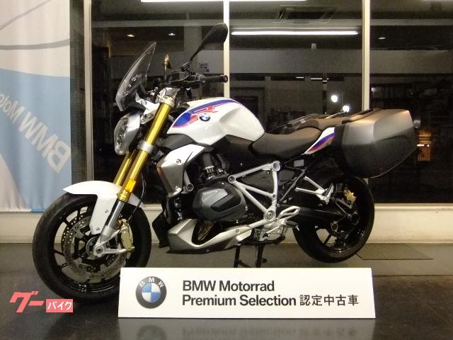 R1250R パニアケース付 BMW認定中古車