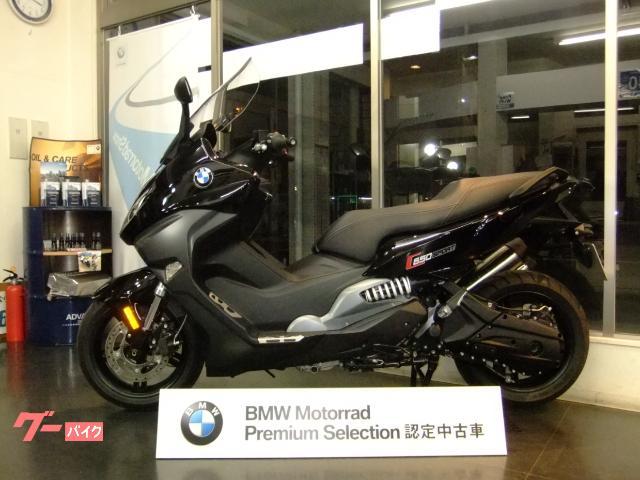 BMW C650スポーツの画像(東京都