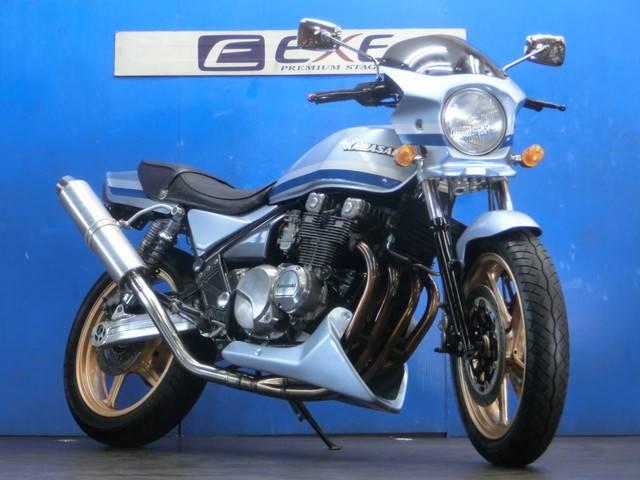 カワサキ ZEPHYR400 WR'sアップタイプマフラー・ビキニカウル・アンダーカウルの画像(東京都
