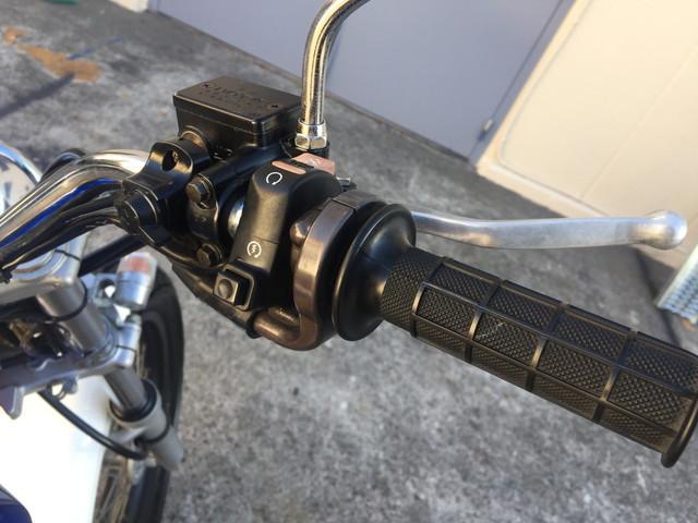 ホンダ FTR223 スカチューン 社外マフラーの画像(東京都