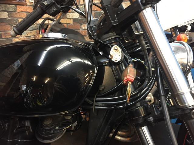 カワサキ 250TR ロングスイングアーム・マフラー・ハンドルの画像(東京都