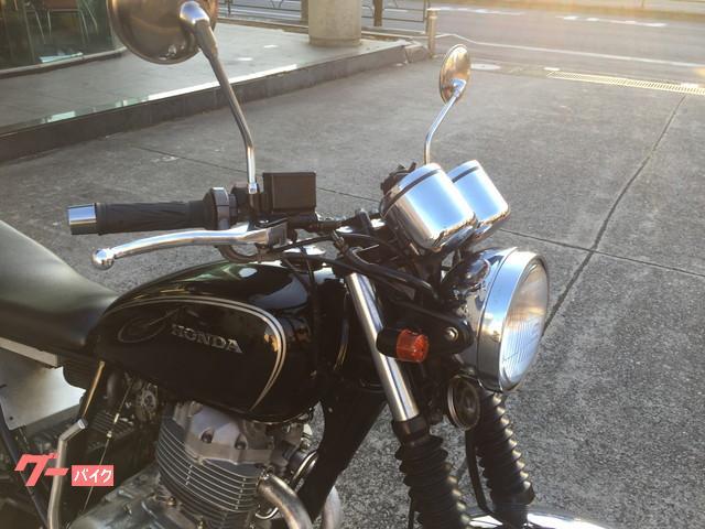 ホンダ CB400SSの画像(東京都