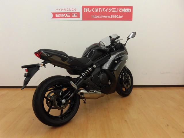 カワサキ Ninja 400 現行型 フルノーマル スペアキーの画像(兵庫県