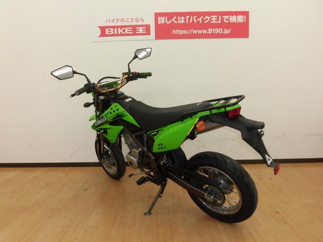カワサキ Dトラッカー125 モタード カスタム車輛の画像(兵庫県