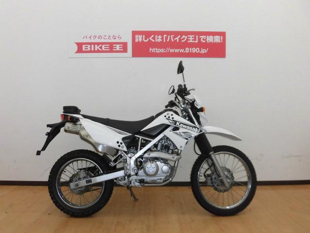 カワサキ KLX125 インジェクションオフロード ヘッドライトLEDの画像(兵庫県