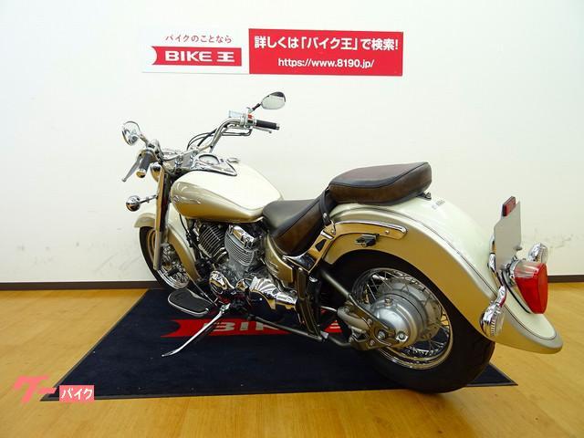 ヤマハ ドラッグスター400クラシック キャブレター最終モデルの画像(兵庫県