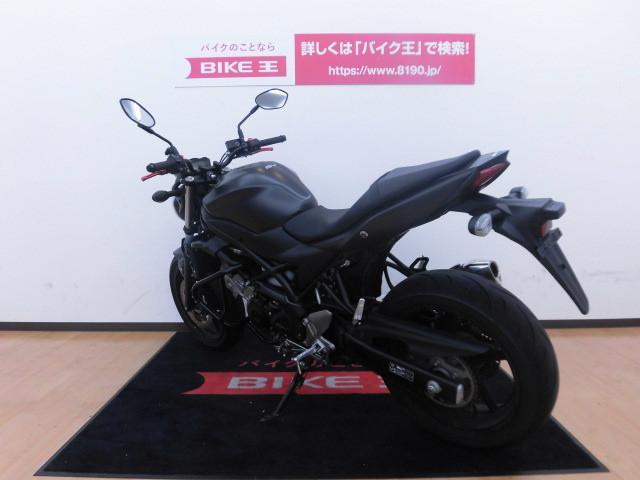 スズキ SV650 ABSエンジンガード VP55B型の画像(兵庫県