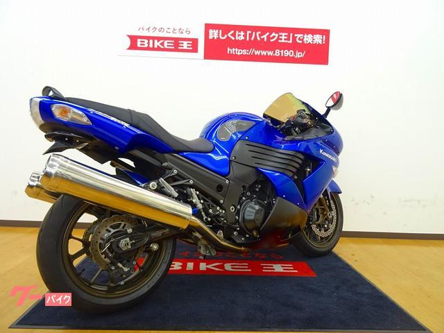 カワサキ ZZ-R1400 スクリーン バックステップ スペアキーの画像(兵庫県