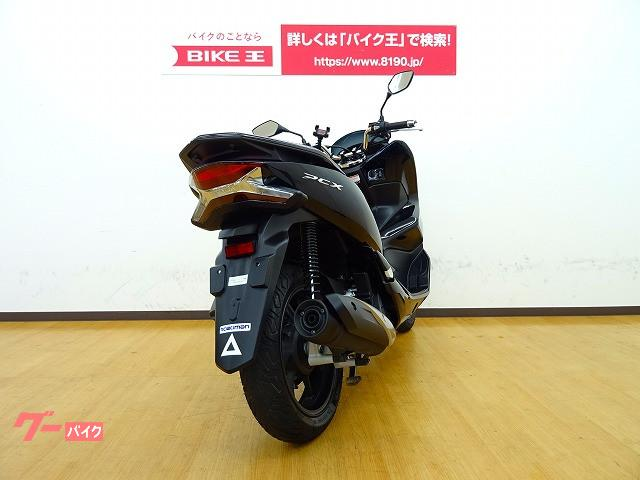ホンダ PCX 2018年モデル スマホホルダーの画像(兵庫県