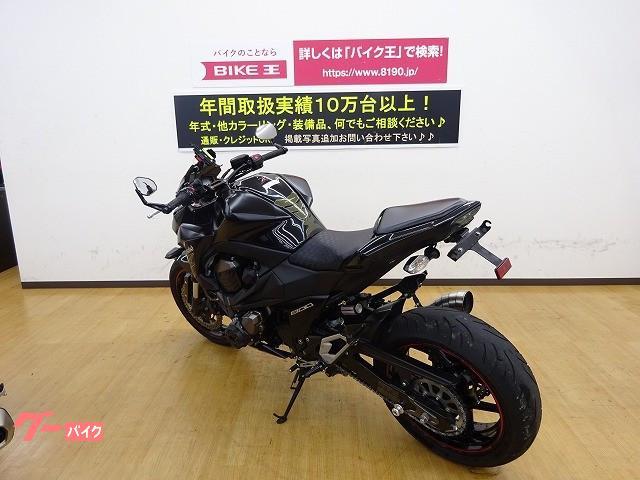カワサキ Z800 マフラー フェンダレスキットの画像(兵庫県